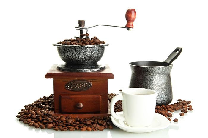 コーヒー豆のひき方で味が変わる?