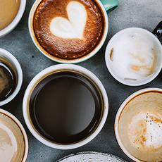 コーヒーカップの種類と使い分けについて! 7種類のコーヒーカップの違いを確認してみようの画像
