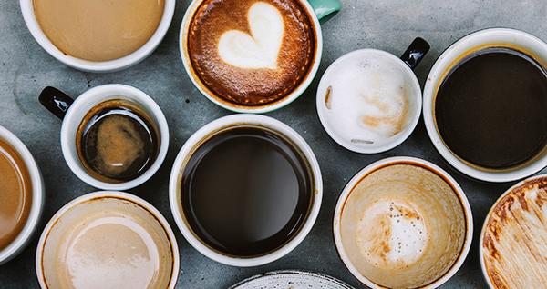 コーヒーカップの種類と使い分けについて! 7種類のコーヒーカップの違いを確認してみようサムネイル