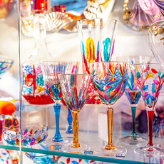 鮮やかで美しいベネチアングラスの魅力とは?徹底解説!の画像