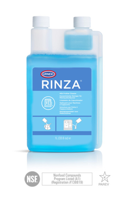 RINZA® Milk Frother Cleaner リンザ® ミルクスチーマー クリーナー
