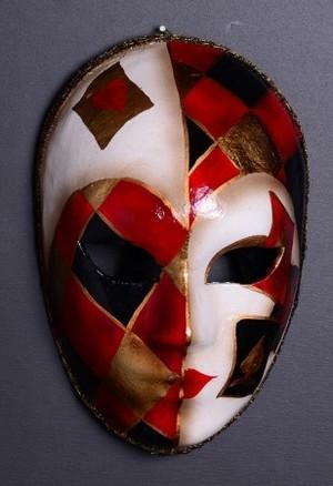 ベネチアンマスク<装着可能品>